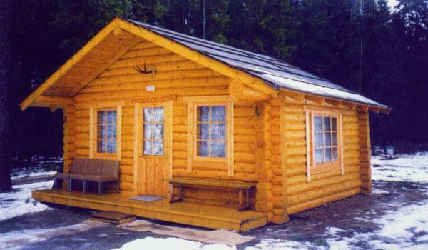 Case Di Tronchi Canadesi : Casa di campagna case in legno belle ed economiche